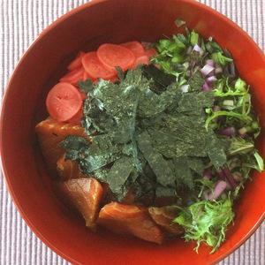 ノラ妻さんの【冷凍】おうちで手軽に天然まぐろ<赤身>食べ比べセット口コミ・レビュー1