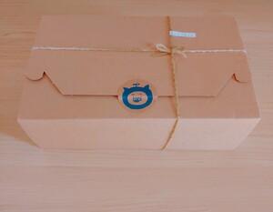 にゃさんのおまかせ手作りドーナツセット(卵・乳製品不使用)口コミ・レビュー1