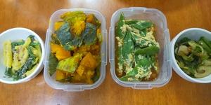 こいさんさんの【定期購入】 シードマイスターが作る無農薬季節の変わり野菜セット 口コミ・レビュー1