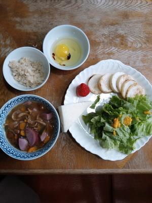 すくすくcafeさんの【定期購入】自然栽培 旬のお野菜セット口コミ・レビュー1