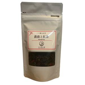 薔薇と紅茶 [無農薬・無化学肥料栽培]  (20g)