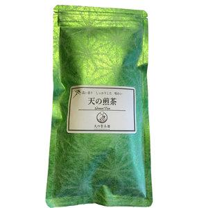 天の煎茶 [無農薬・無化学肥料栽培]  (80g)