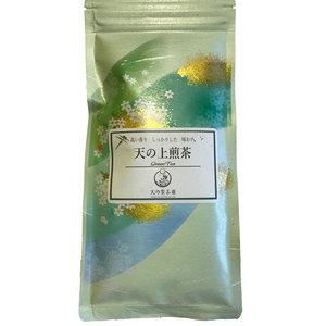 天の上煎茶 [無農薬・無化学肥料栽培] (80g)
