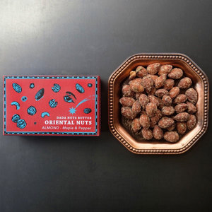 ORIENTAL NUTS  ALMOND〈maple & pepper〉 (50g)