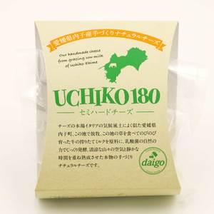 UCHIKO180 セミハードチーズ (80g)