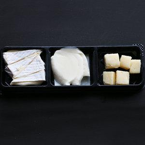 3種の手づくりチーズセット (3種:カマンベール、モッツァレラ、UCHIKO 180)