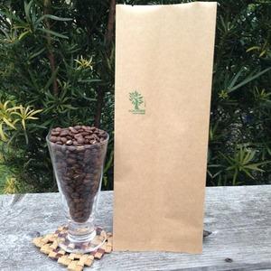 無農薬有機栽培コーヒー豆(完全炭火焙煎) (150g)