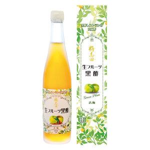 生フルーツ黒酢 青梅 (500ml)