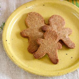 ジンジャーマンクッキー (1袋)
