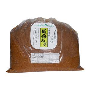 無添加手作り 延命味噌 (袋3kg)