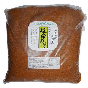 無添加手作り 延命味噌 (袋5kg)