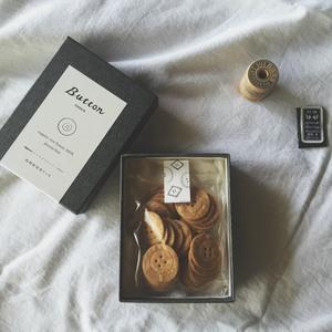 ボタンクッキー(熨斗付き)
