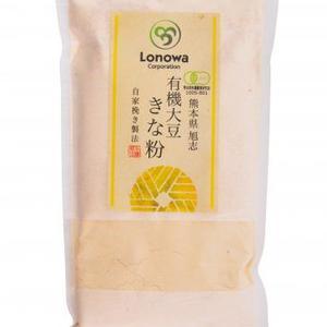 きな粉 (フクユタカ) [無農薬・無化学肥料・有機JAS認定] (150g)