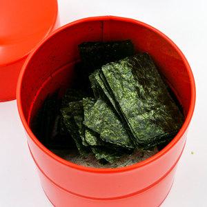 有明海産初摘み海苔「のりちゃん」 (卓上海苔缶1個)