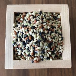 五色米  [無農薬・無化学肥料] (1kg )