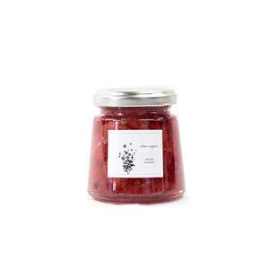 有機栽培苺と黒胡椒 (ホールタイプ 140g)