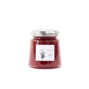 有機栽培苺と黒胡椒 (ソースタイプ 140g)