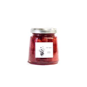 苺とフレッシュミントのジャム