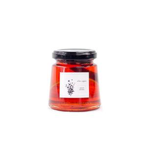 有機栽培苺とスパイスのジュレ (140g)