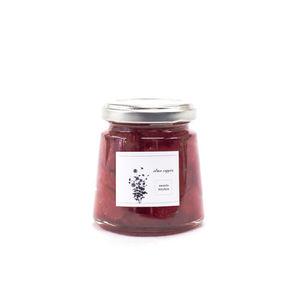 有機栽培苺とキルシュヴァッサーのジャム (140g)