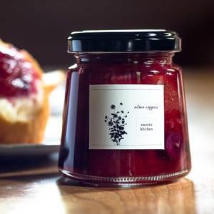 苺とブルーベリーのジャム (140g)