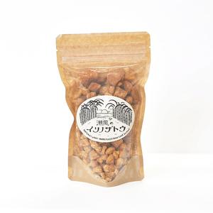 黒糖 潮風のイリノザトウ (コロコロタイプ 220g)