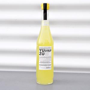 Concentrated Yuzu drink(濃縮ゆずドリンク) 無添加・無香料 (500ml)