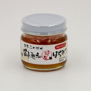 富永朝和 特製 日本ミツバチ天然はちみつ (100g)