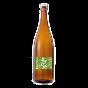 7年熟成『真きび酢』さとうきびの天然醸造酢 (1800ml)