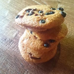 野山のクッキー (山葡萄&オレンジフラワー)