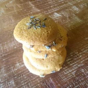 野山のクッキー (ラベンダー)