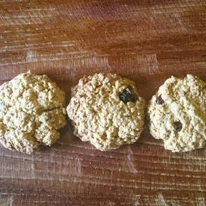 熊本産米粉のココナッツ&スパイス薬膳クッキー(グルテンフリー) (3枚)