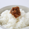 ご飯とごぼう味噌