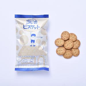 大地のおやつ 3じのビスケット 卵・乳化剤不使用 (150g)